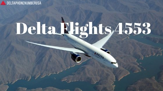 Book Cheap Tickets to the USA with Delta Flights 4553